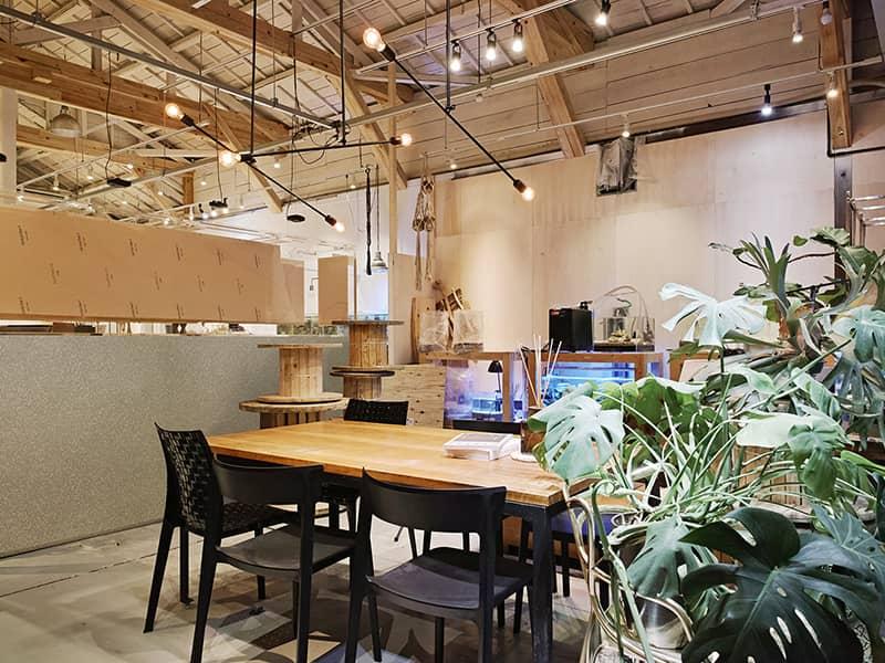 オフィス風景画像