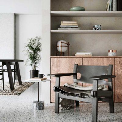 家具のフォトリアルCG