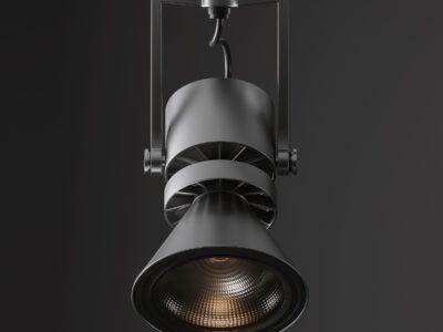 照明器具のCG