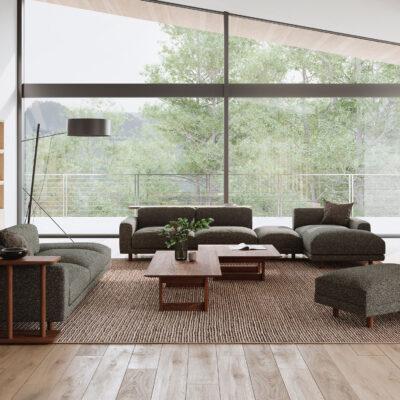家具のCG